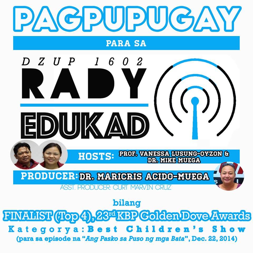 Pagpupugay sa Radyo Edukado