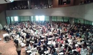 Successful Curriculum Studies Symposium on 21st Century Skills Fills NISMED Auditorium
