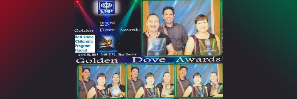 Radyo Edukado at KBP Golden Dove Awards