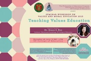 Teaching Values Education